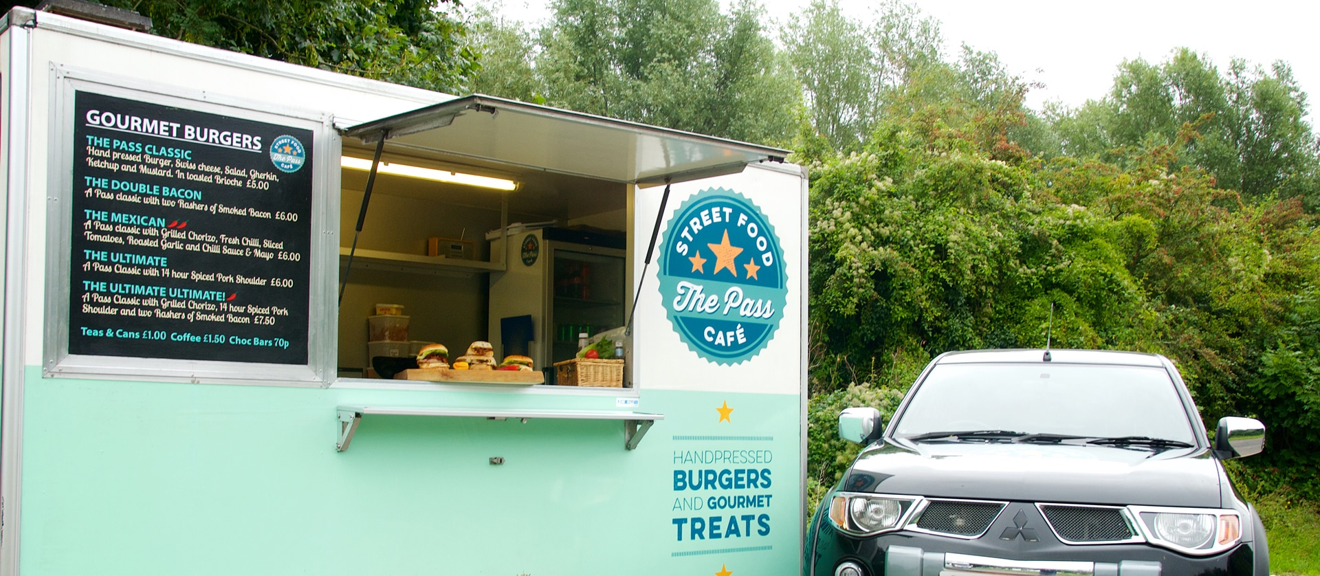 Food Trucks in Chichester