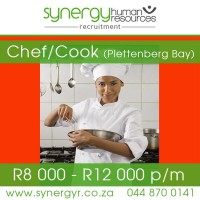Chefs Wanted Plettenberg Bay